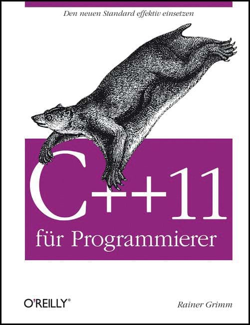 C++11 für Programmierer (O'Reilly Media, 2013)